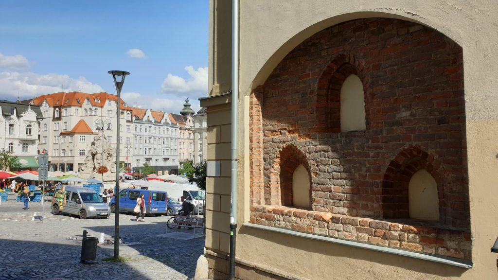 Gotická okna- Zelný trh
