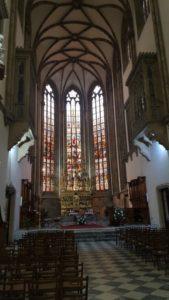 Katedrála sv. Petra a Pavla Brno (Petrov)