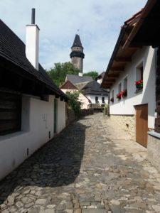 Štramberk - rozhledna Trůba