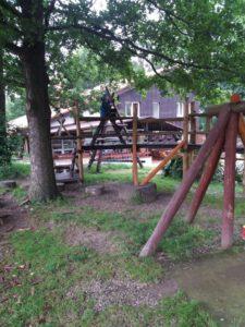 Frenštát pod Radhoštem - Liščí mlýn prolézačky