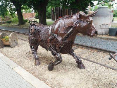 Býk - Kovozoo u Uherského Hradiště