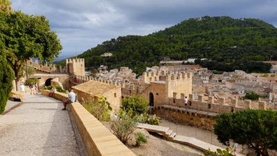 Castillo de Capdepera