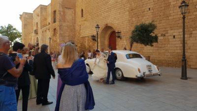 Catedral de Palma de Mallorca - svatba
