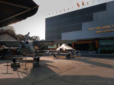 Jižní Vietnam, Ho Chi Minh City - Muzeum války