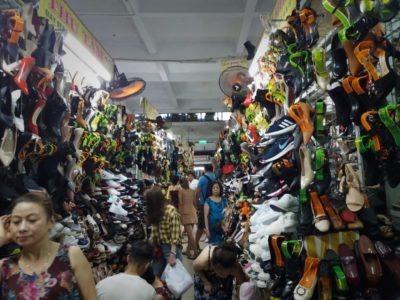 Fotografie Vietnam, tržnice Dannang