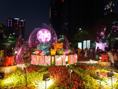 Jižní Vietnam a svátek TET 2019