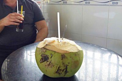 Osvěžující kokosák