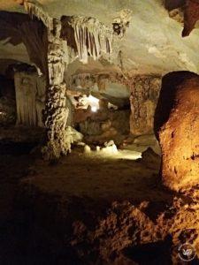 Severní Vietnam - Jeskyně Thiên Cảnh Sơn