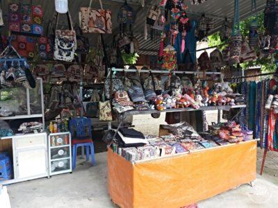 Severní Vietnam - Mai Chau - řemeslné dílny