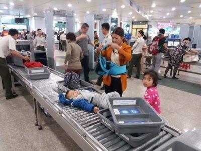 Fotografie Vietnam, letiště Phu Quoc