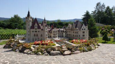Park miniatur Dolního Slezka