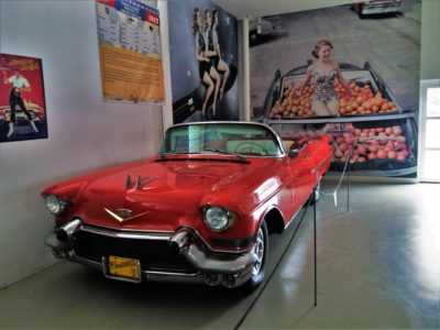Muzeum Amerických vozů v Lužné