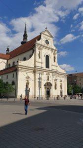 Kostel svatého Tomáše Brno