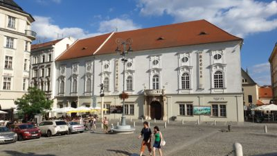 Divadlo Reduta a Mozart