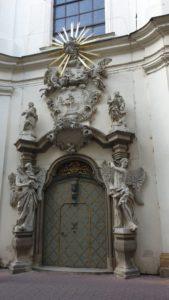 Loretánská kaple Brno