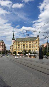 Náměstí svobody Brno