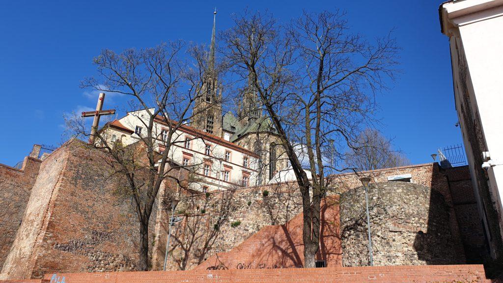 Válcová věž - Denisovy sady, Brno