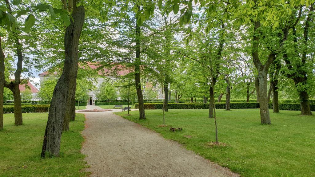 Zámecký park Rosice