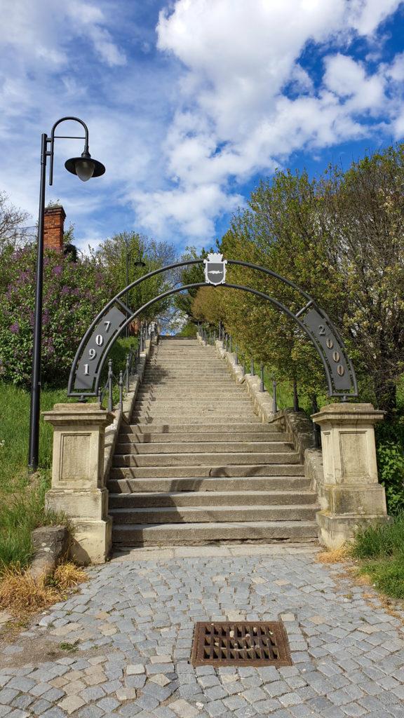 Rosické schody
