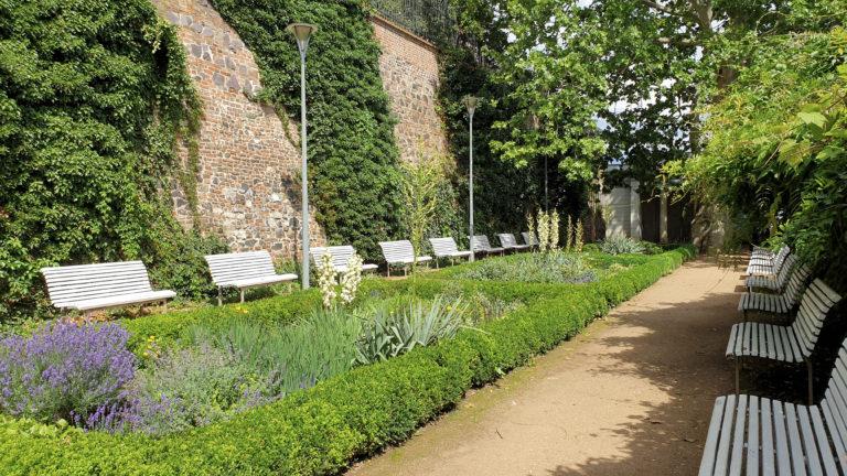 Brno, Místodržitelská zahrada