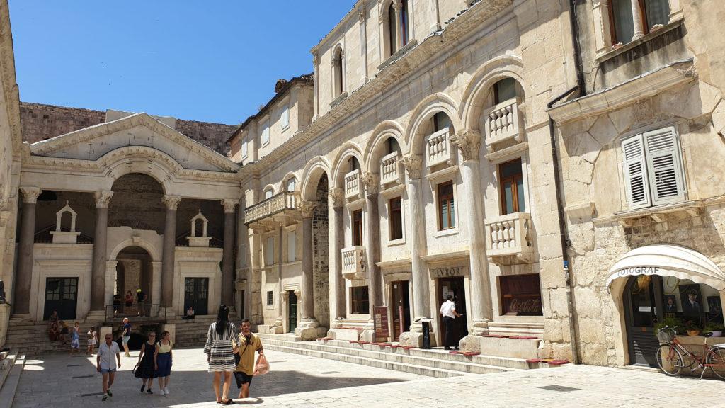 Diokleciánův palác, Split