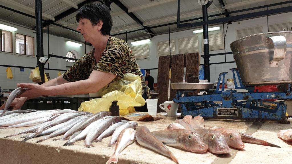 Rybí trh, Split