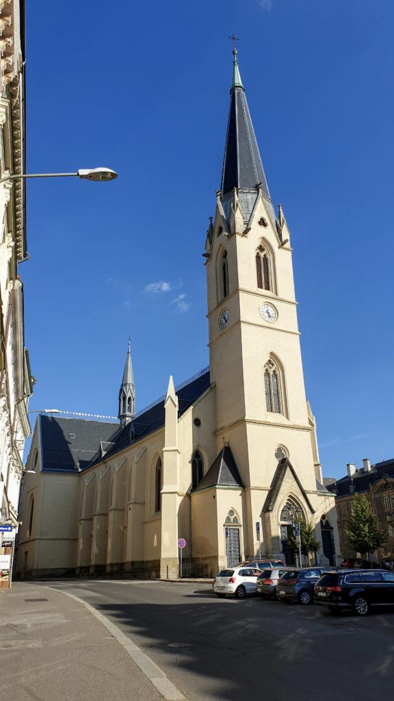 Liberec, kostel sv. Antonína