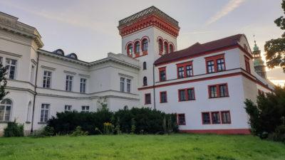 Liberec zámek