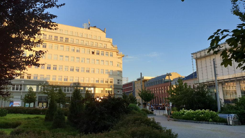 Liberec, Palác Dunaj