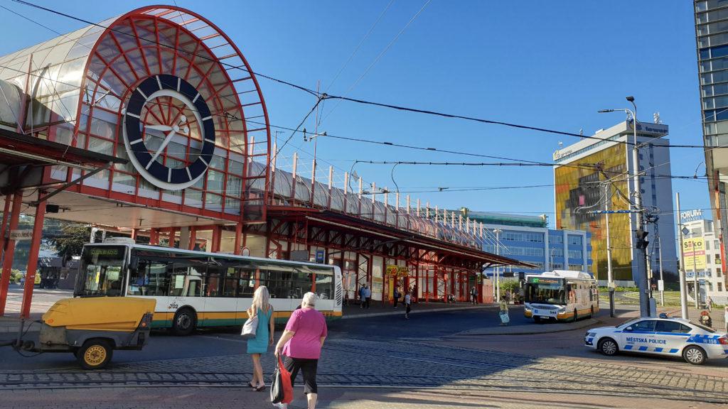 Liberec, dopravní terminál