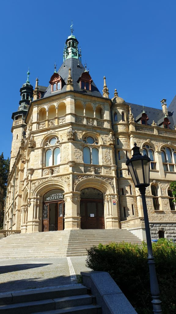 Liberec, Severočeské muzeum