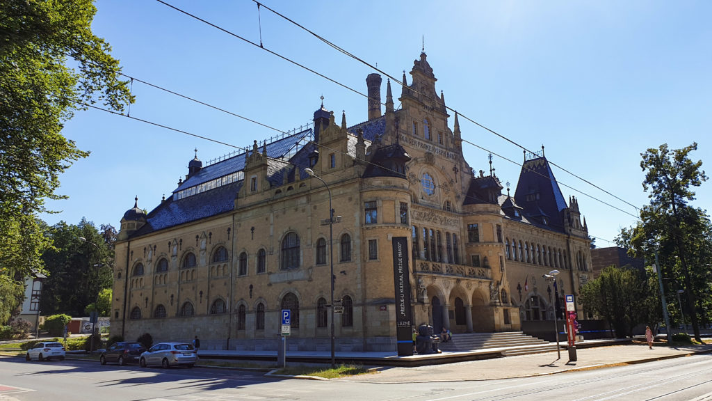 Liberec, Městské lázně dnes galerie