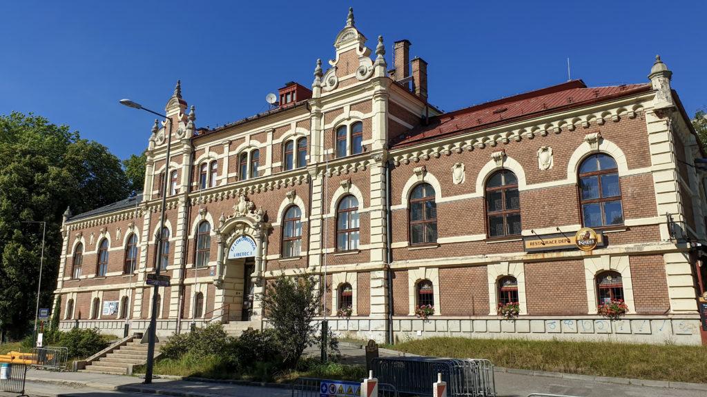Liberec, poliklinika