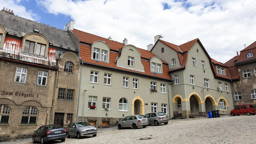 Liberec, Liebigovo městečko