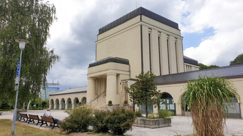 Liberec Krematorium