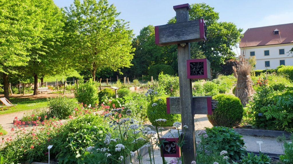 Valtice, Bylinková zahrada