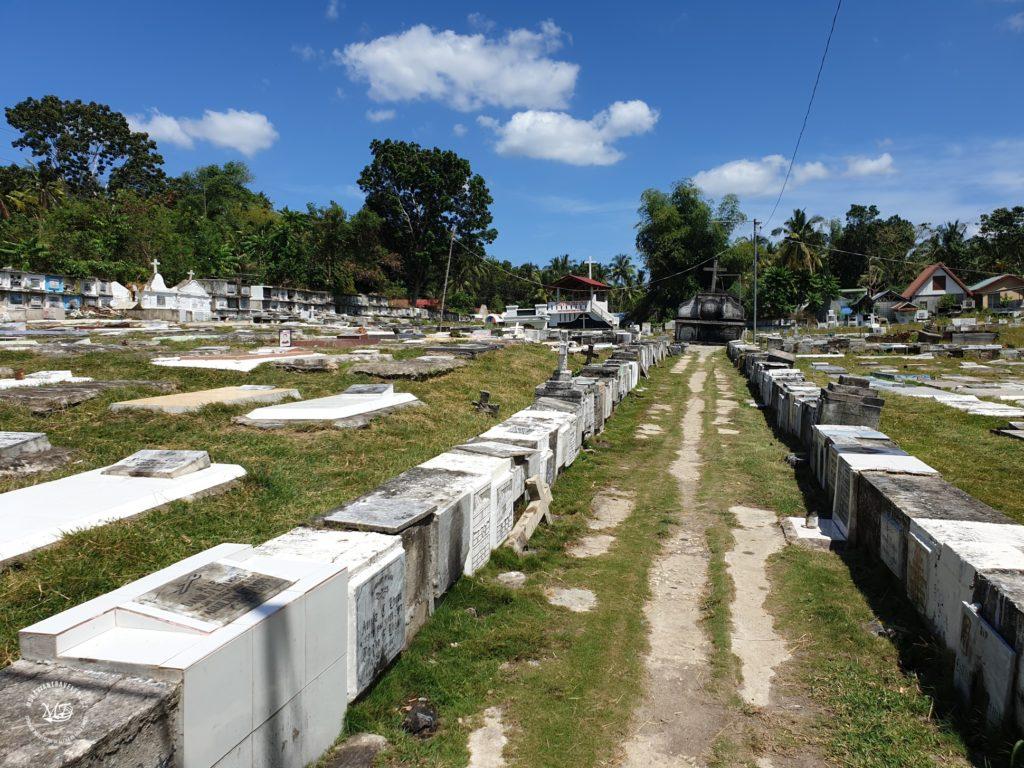 Bohol - hřbitov
