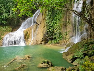 Bohol - Pahangog Falls