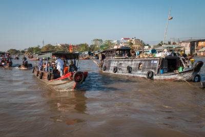 Jižní Vietnam - Délta Mekongu
