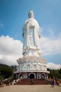 Lady Buddha - Tháp Xá Lợi a Tượng Phật