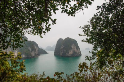 Fotografie Vietnam, Bai tu Long (Halong)