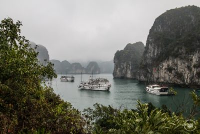 Severní Vietnam - Bai Tu Long