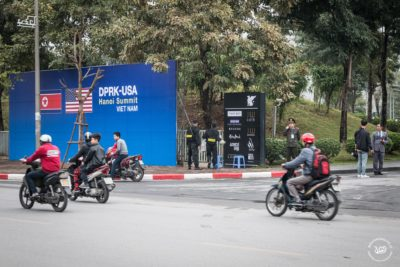 Sumit DPRK - USA