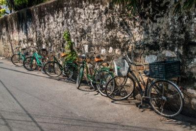 Fotografie Vietnam, Hoi an, kola