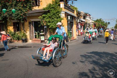 Střední Vietnam - Hoi An