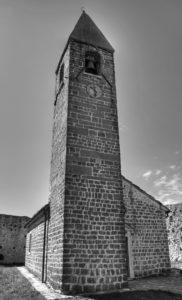 Hrastovlje - Kostel sv. Trojice