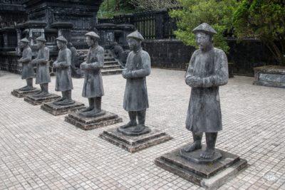 Mauzoleum císaře Khai Dinh