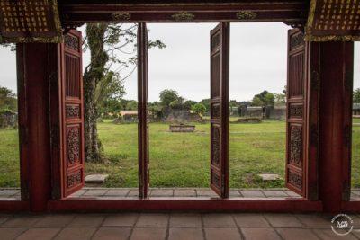 Střední Vietnam - Zakázané - Purpurové město