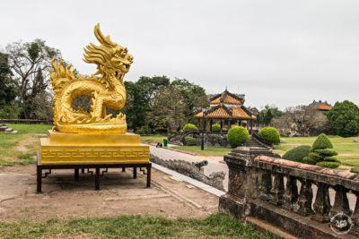 Střední Vietnam - Hue