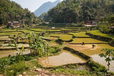 Severní Vietnam - Mai Chau